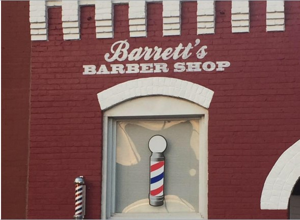Barretts Barber Shop