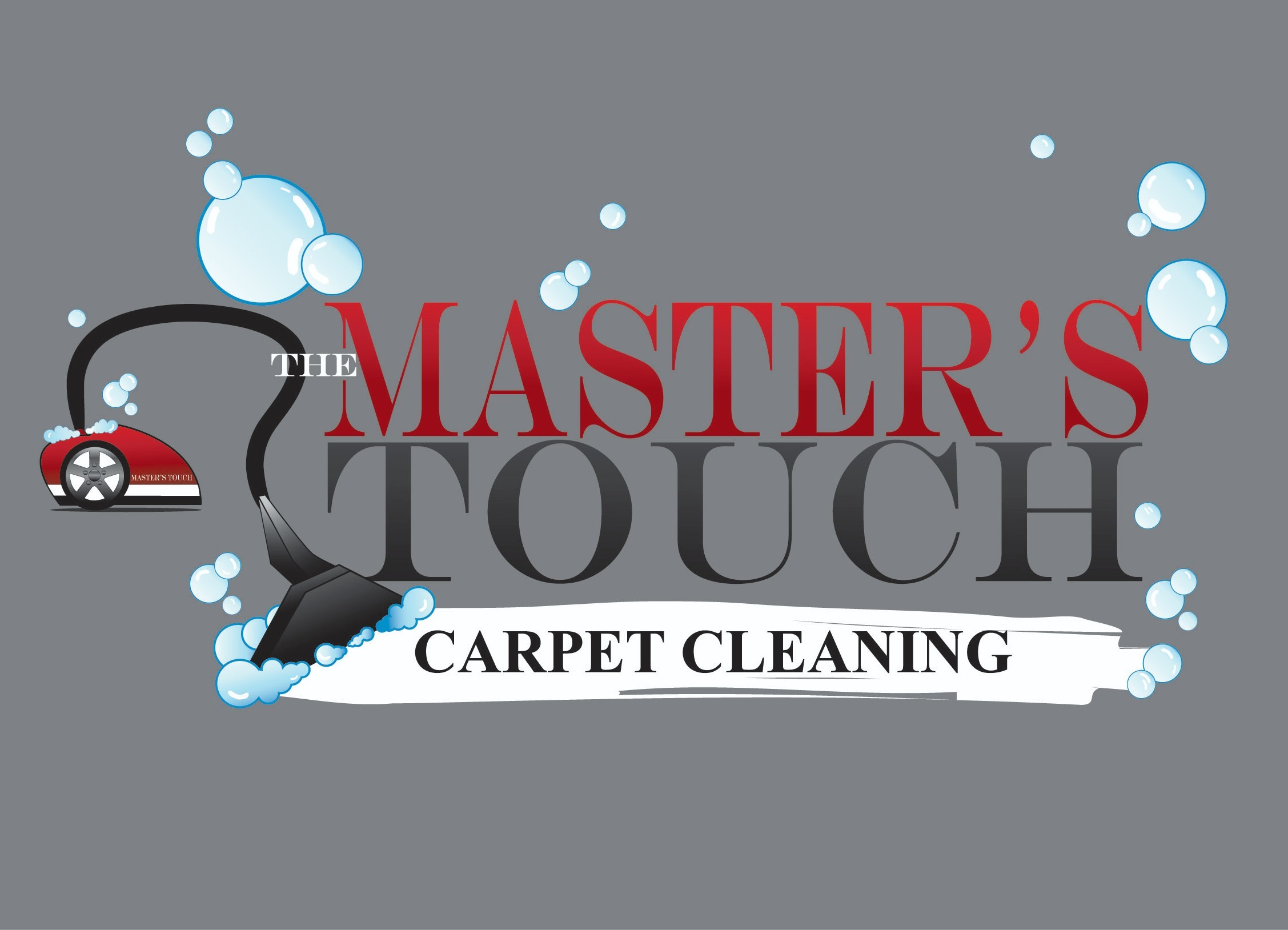 The Master Touch logo