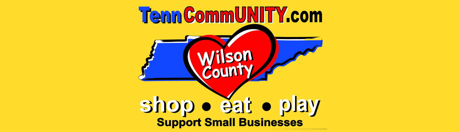 Special Edition Podcast: Wilson County Small Business Help - TennCommUNITY